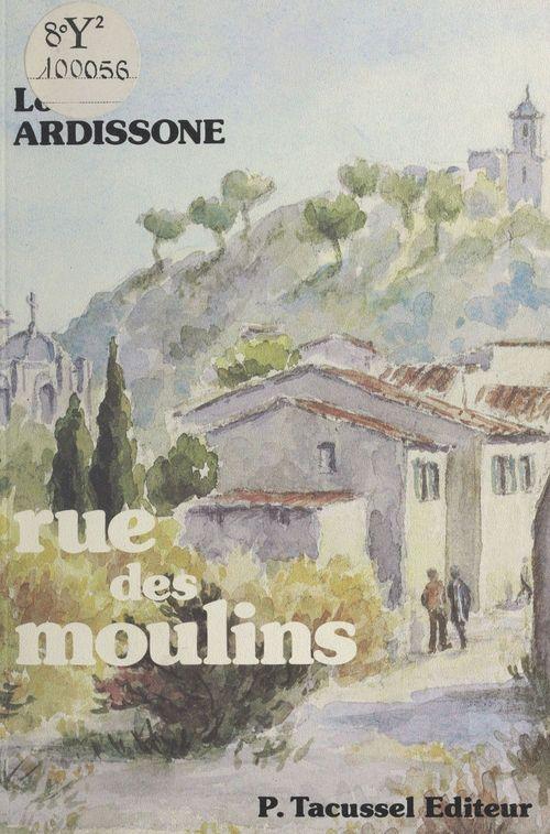 Rue des Moulins : chronique d'une humble famille allaudienne de 1918 à 1945