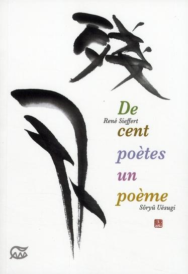 De cent poètes, un poème