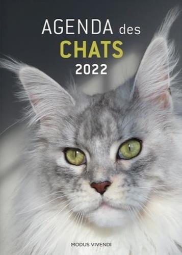 Agenda des chats (édition 2022)