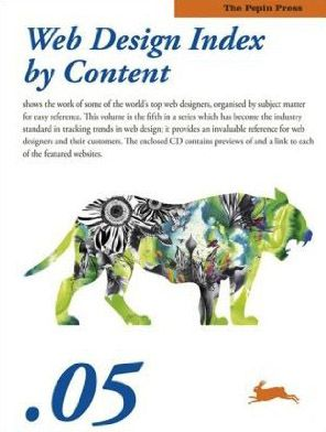 Web design index by content 5