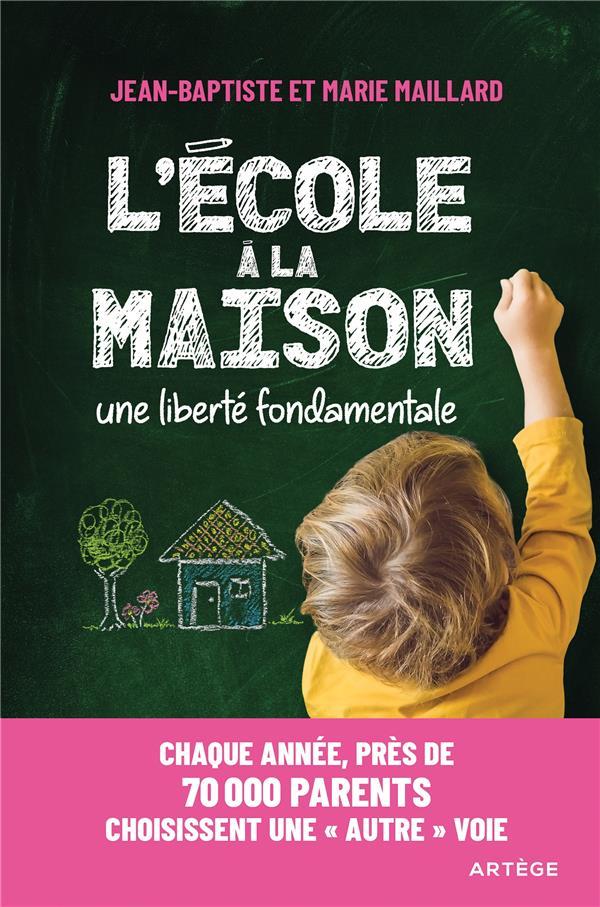 l'école à la maison : une liberté fondamentale