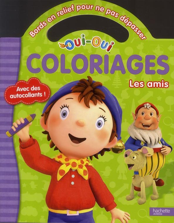 Coloriage Pour Ne Pas Depasser ; Les Amis