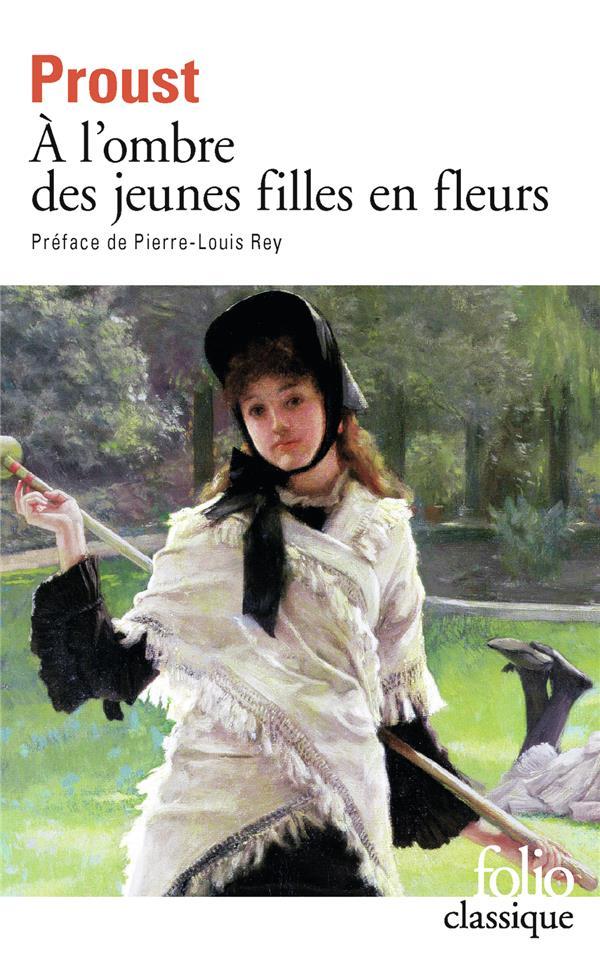 A L'Ombre Des Jeunes Filles En Fleurs