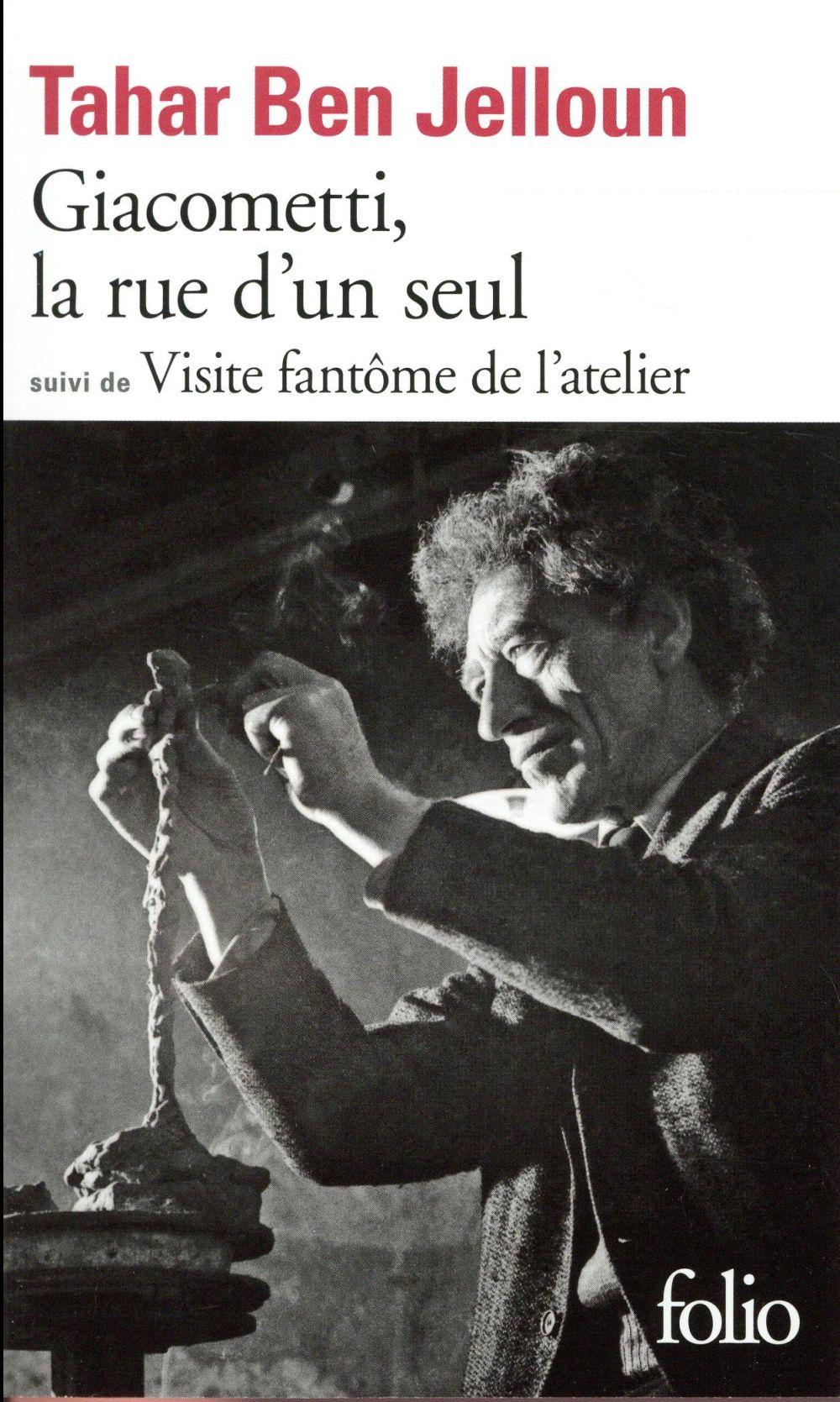 Giacometti, la rue d'un seul ; visite fantôme de l'atelier