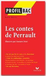 Vente Livre Numérique : Profil - Perrault (Charles) : Contes  - David Ruffel - Charles Perrault