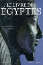 Le livre des Egyptes  - Florence Quentin