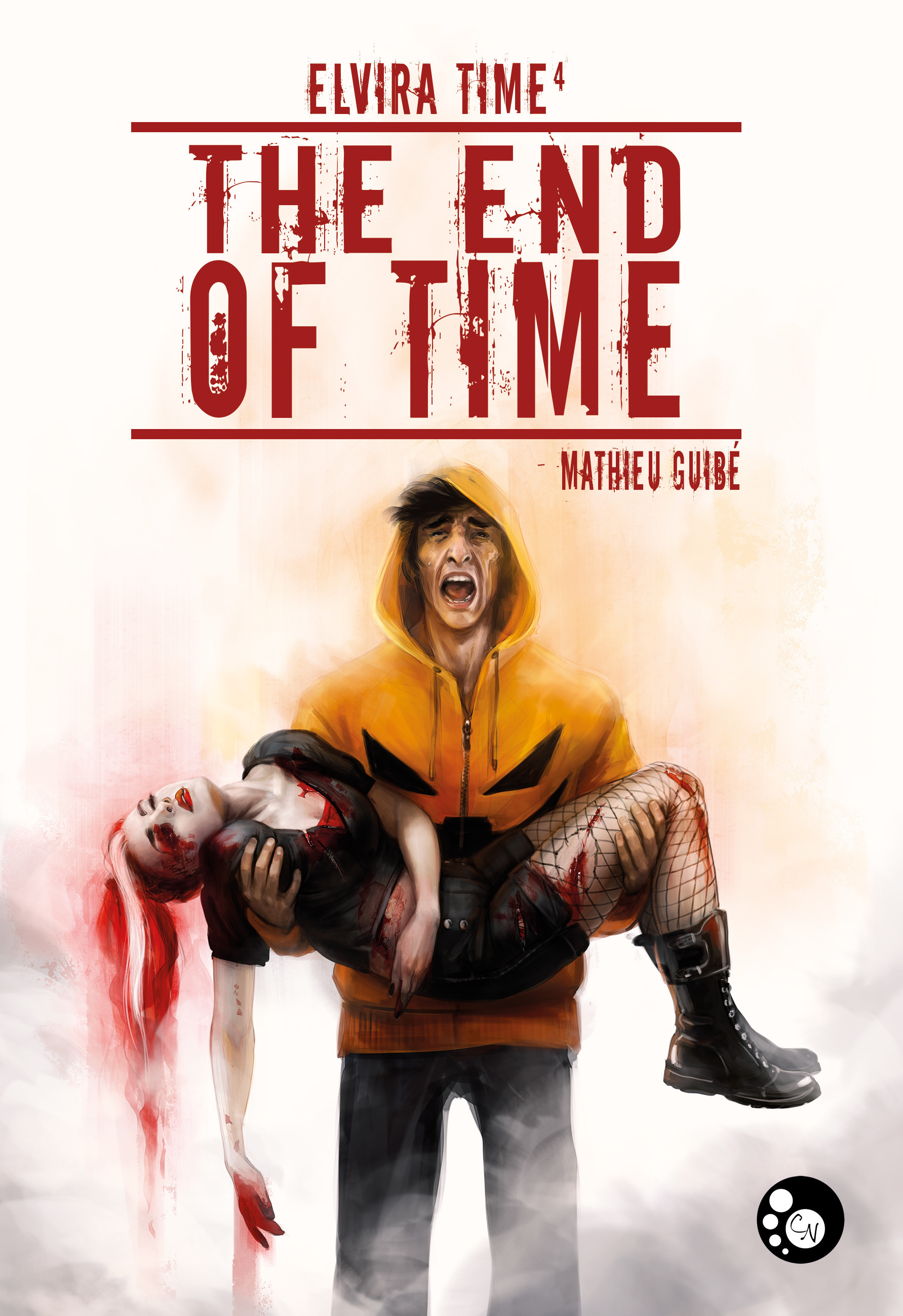 Elvira Time t.4 ; the end of time