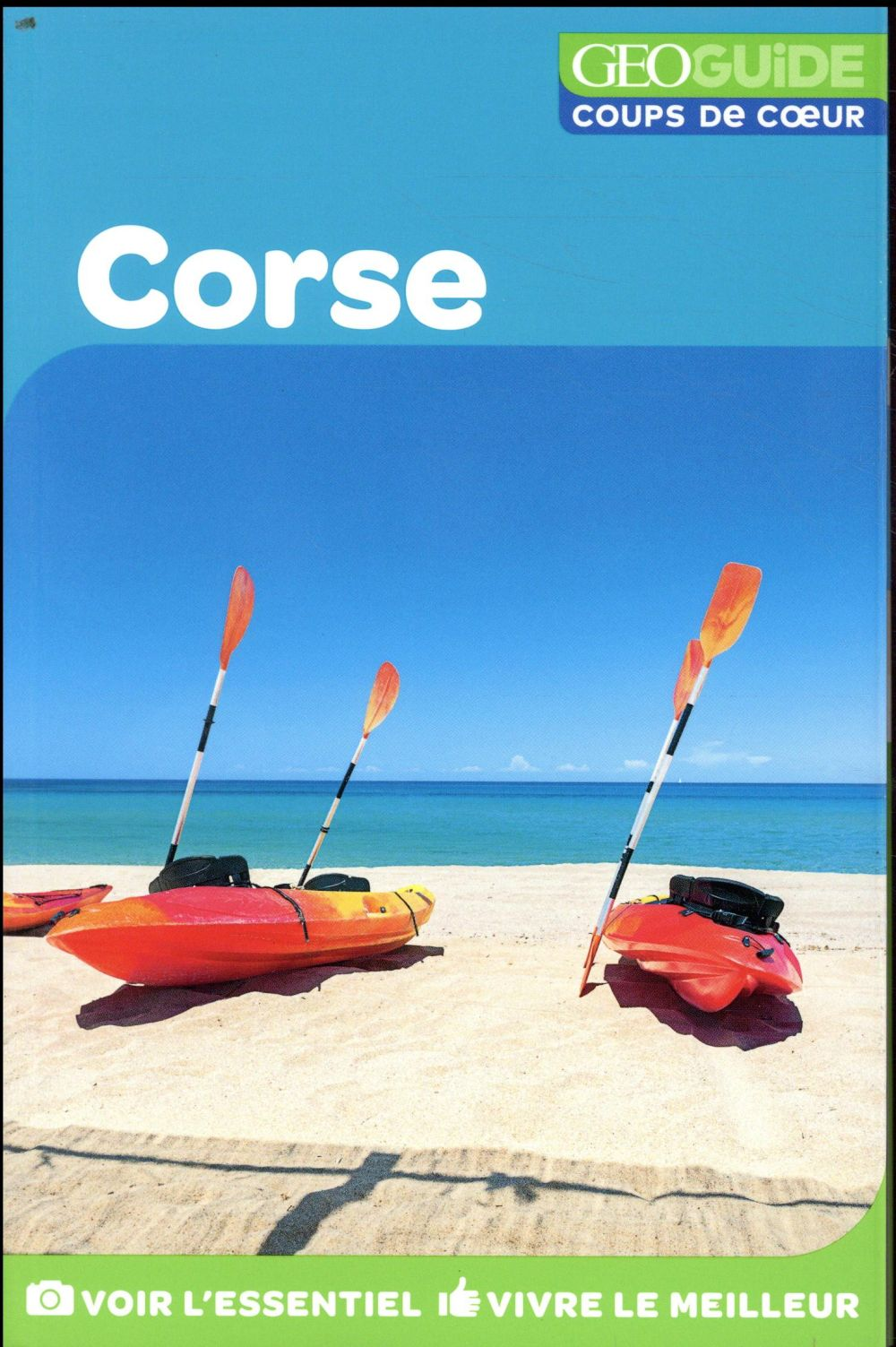 GEOguide coups de cœur ; Corse (édition 2018)