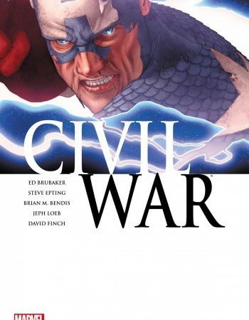 Civil War T.3 ; la mort de Captain America