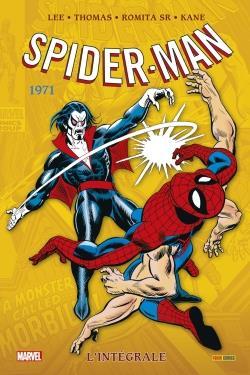 Spider-Man ; INTEGRALE VOL.9 ; 1971