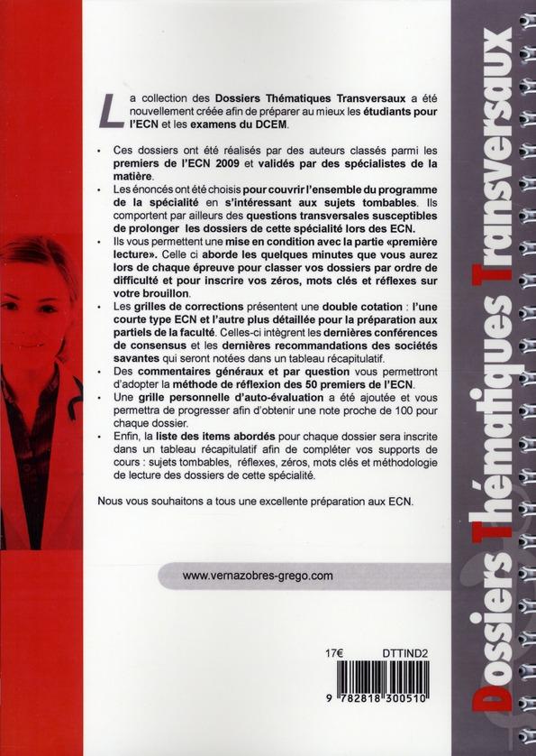 Dossiers indifférenciés t.2