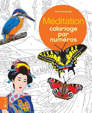 Coloriage par numéro ; méditation ; coloriage par numéro