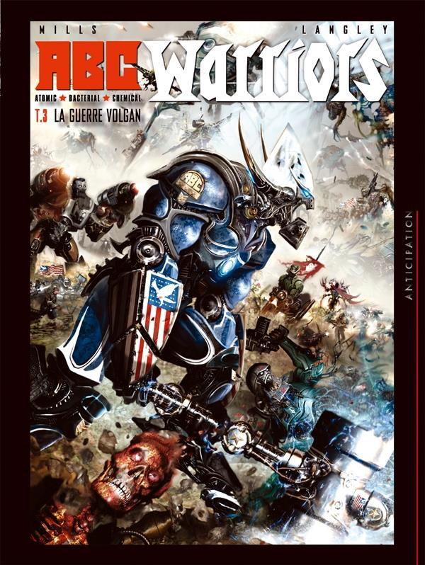 Abc Warriors T.3 ; La Guerre Volgan