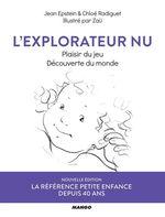 Vente Livre Numérique : L'explorateur nu  - Chloé RADIGUET - Jean Epstein