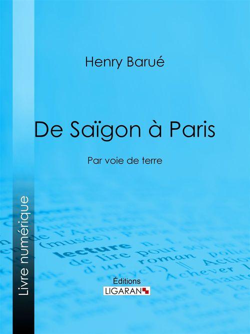 De Saïgon à Paris