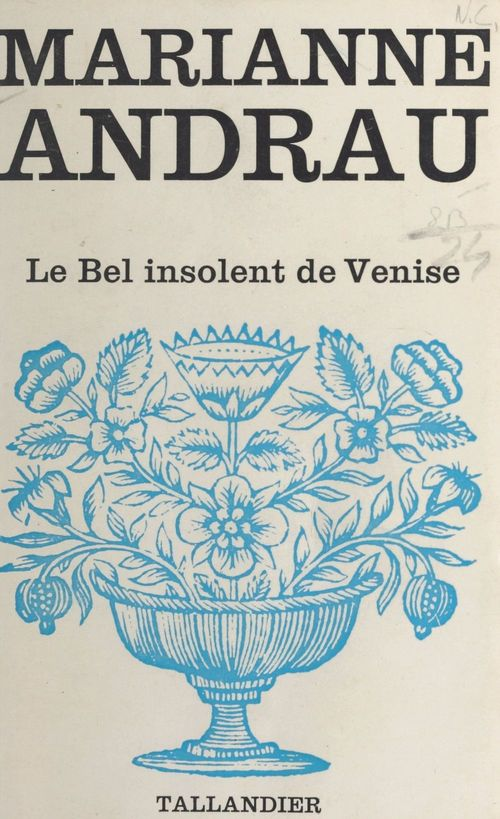 Le bel insolent de Venise