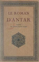 Le roman d'Antar