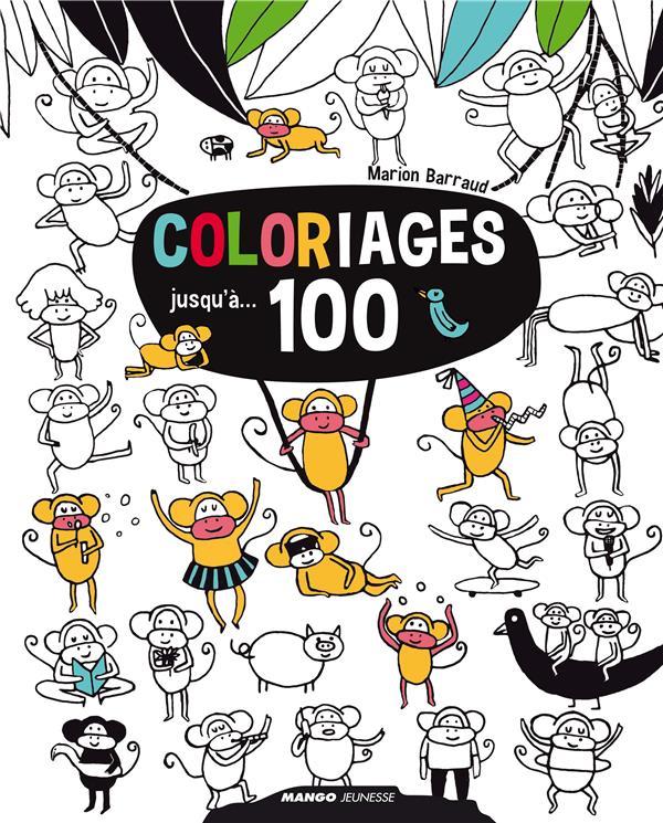 Coloriages jusqu'à... 100