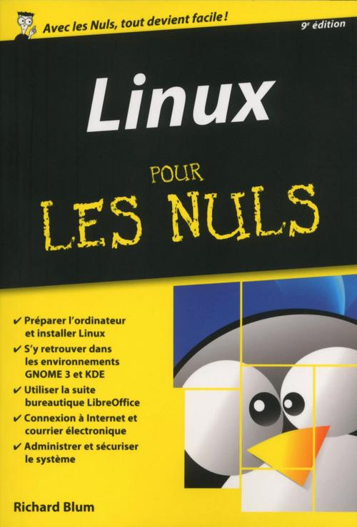Linux pour les nuls (9e édition)