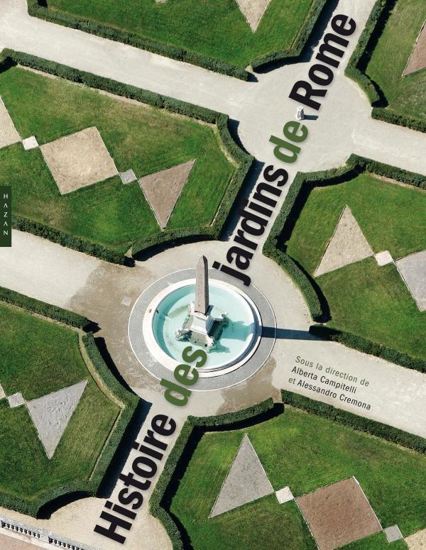 Histoire des jardins de Rome