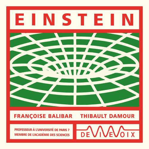 Vente AudioBook : Einstein  - Françoise Balibar