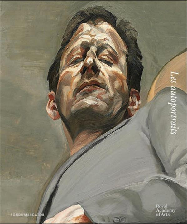 Lucian Freud, les autoportraits