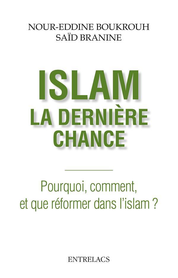 Islam, la dernière chance ; pourquoi, comment, et que réformer dans l'islam ?