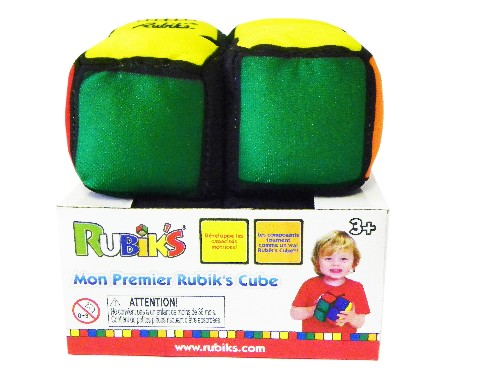 Mon premier Rubik's cube