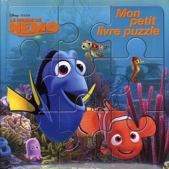 Mon Petit Livre Puzzle; Nemo
