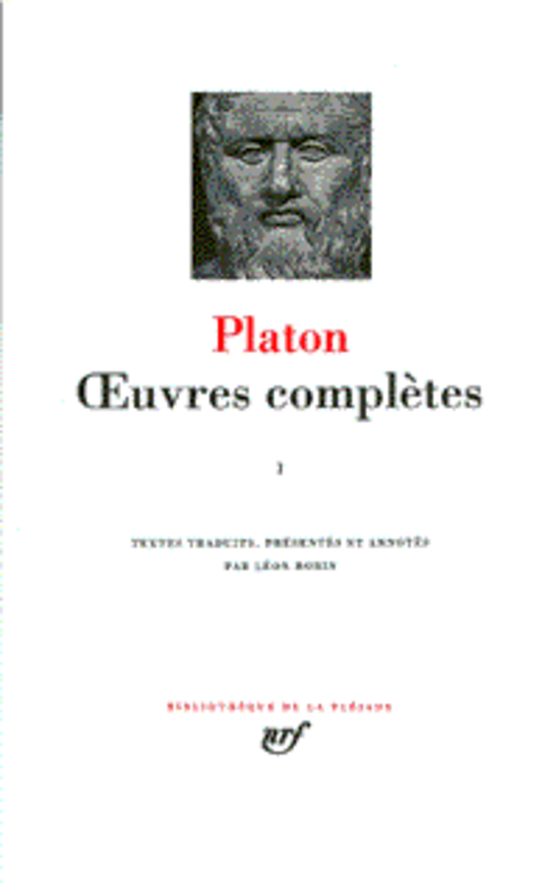 PLATON - OEUVRES COMPLETES (TOME 2)
