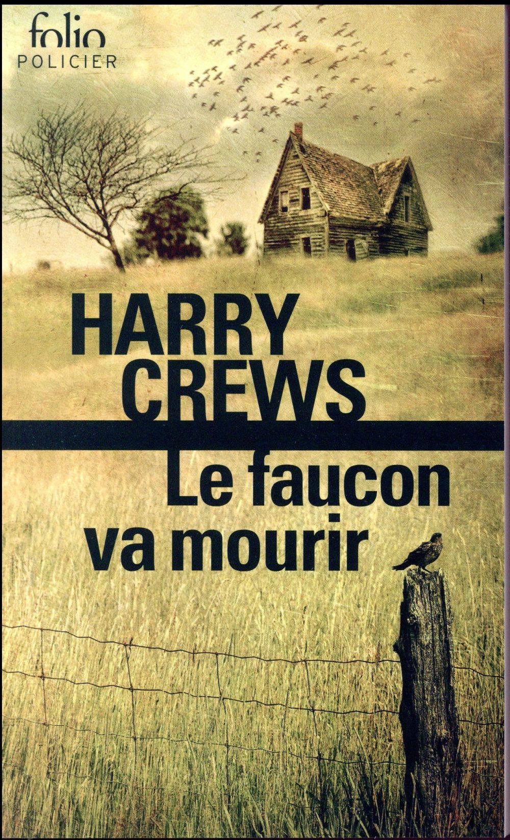 LE FAUCON VA MOURIR