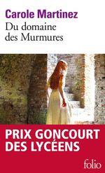 Vente Livre Numérique : Du domaine des Murmures  - Carole Martinez