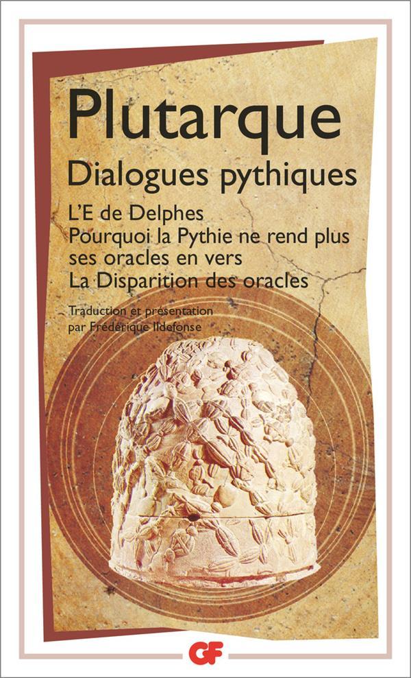 Dialogues pythiques