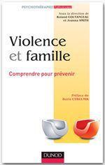 Vente Livre Numérique : Violence et famille  - Roland Coutanceau - Joanna Smith