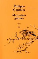 Couverture de Mauvaises graines