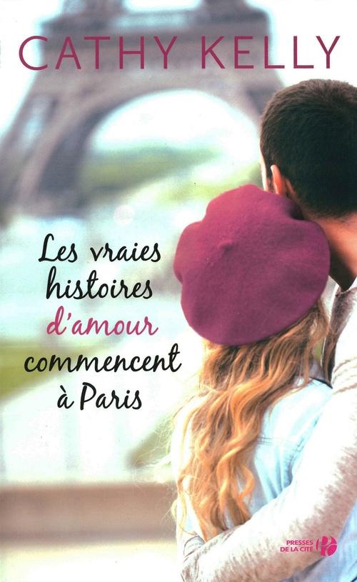Les vraies histoires d'amour commencent à Paris
