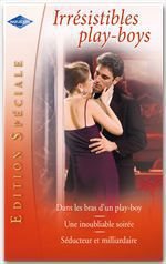Vente Livre Numérique : Irrésistibles play-boys  - Kate Hardy - Emma Darcy - Melanie Milburne