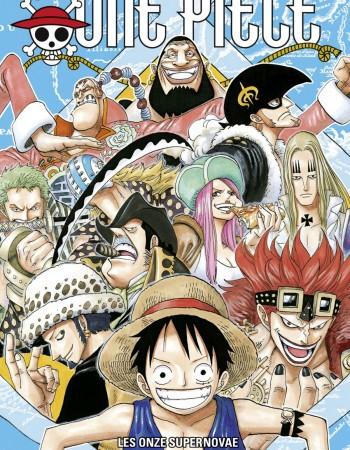One Piece - édition originale T.51 ; les onze supernovae