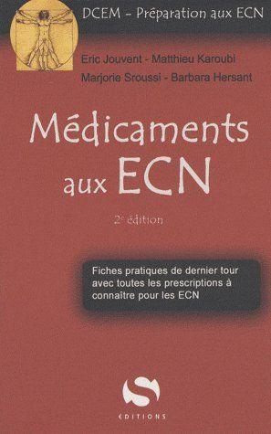 Médicaments en ECN (2e édition)