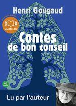 Vente AudioBook : Contes de bon conseil  - Henri Gougaud