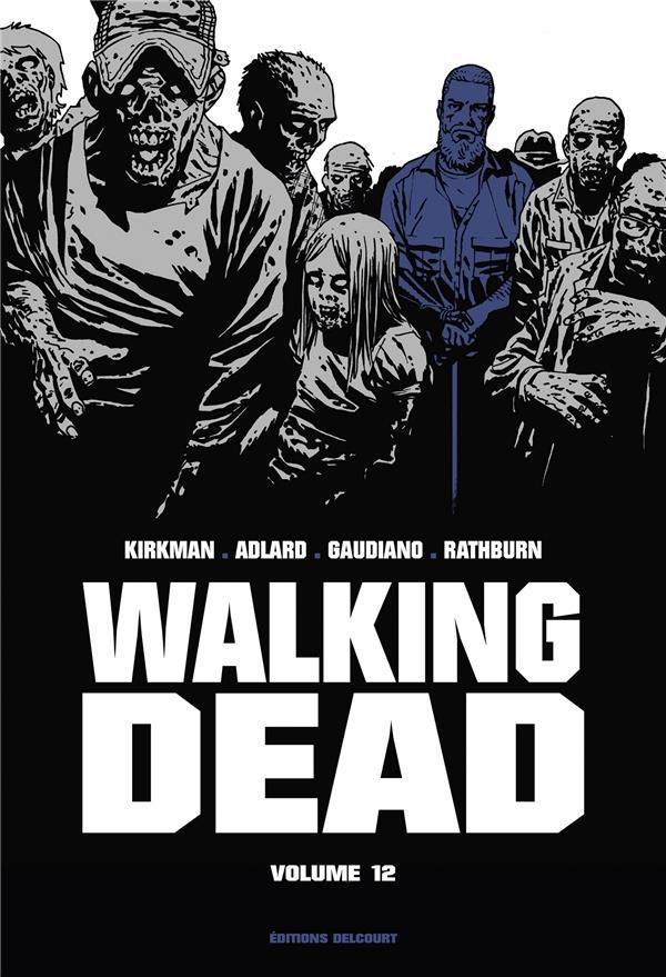 WALKING DEAD  -  INTEGRALE VOL.12  -  T.23 ET T.24