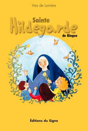 sainte Hildegarde de Bingen