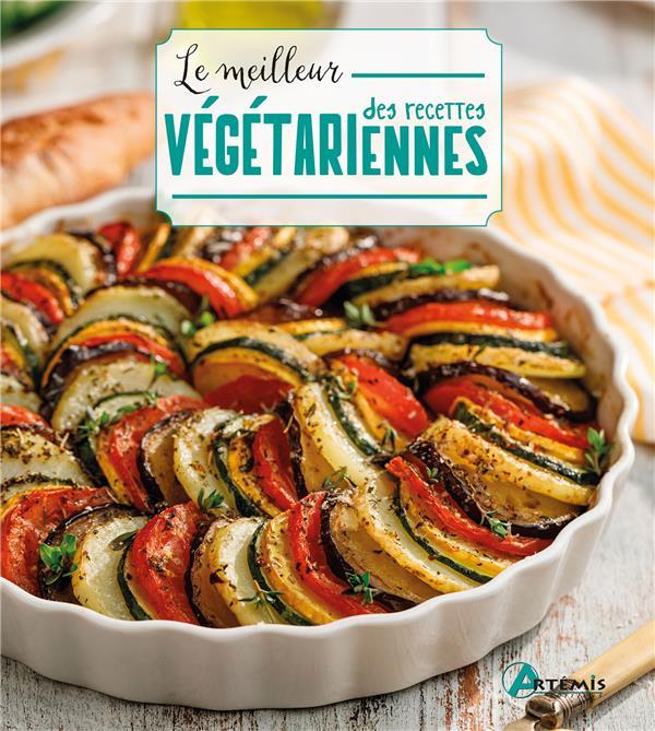 Le meilleur des recettes végétariennes