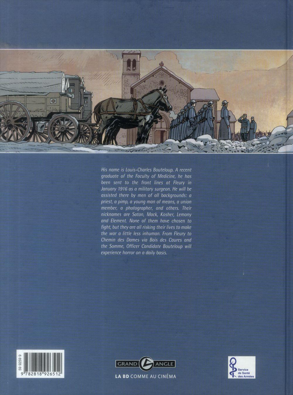 Ambulance 13 ; intégrale t.1 et t.2 ; complete story
