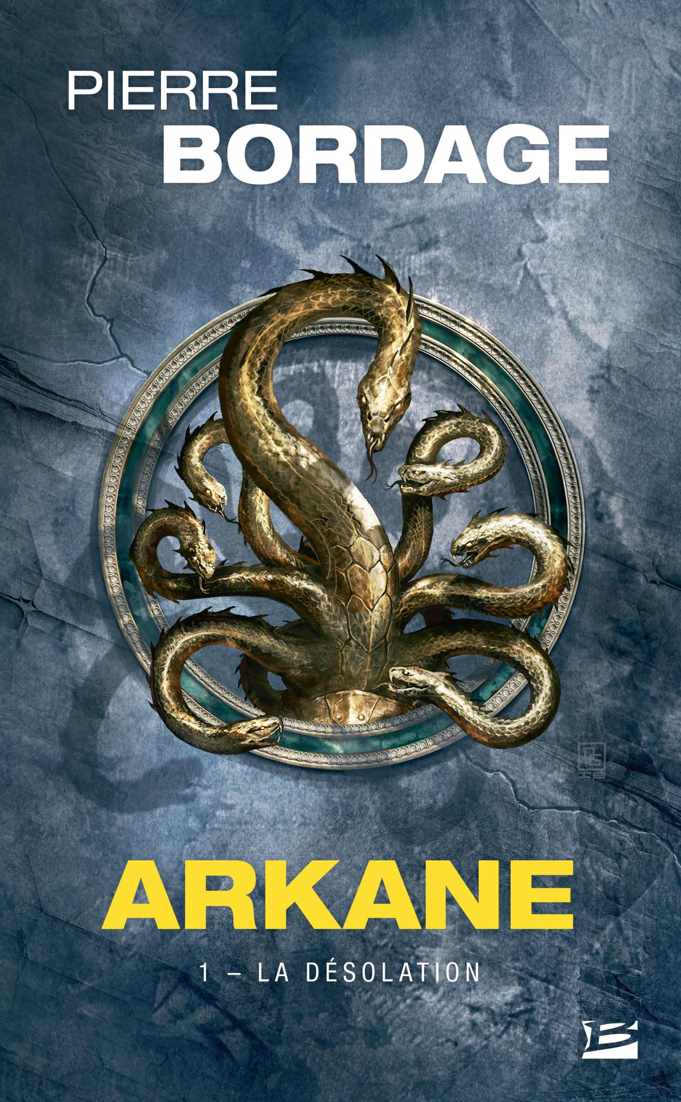Arkane T.1 ; la désolation