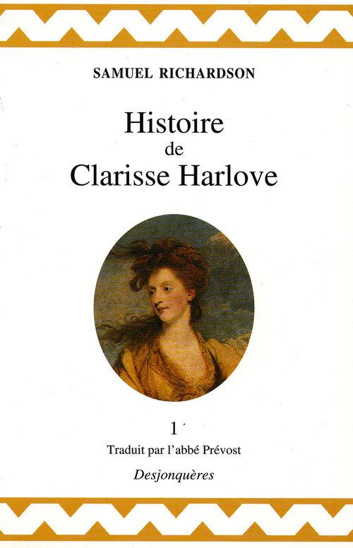 Histoire de Clarisse Harlove, tome 1