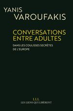 Vente EBooks : Conversations entre adultes  - Yanis Varoufakis