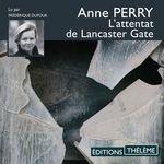 Vente AudioBook : L'attentat de Lancaster Gate
