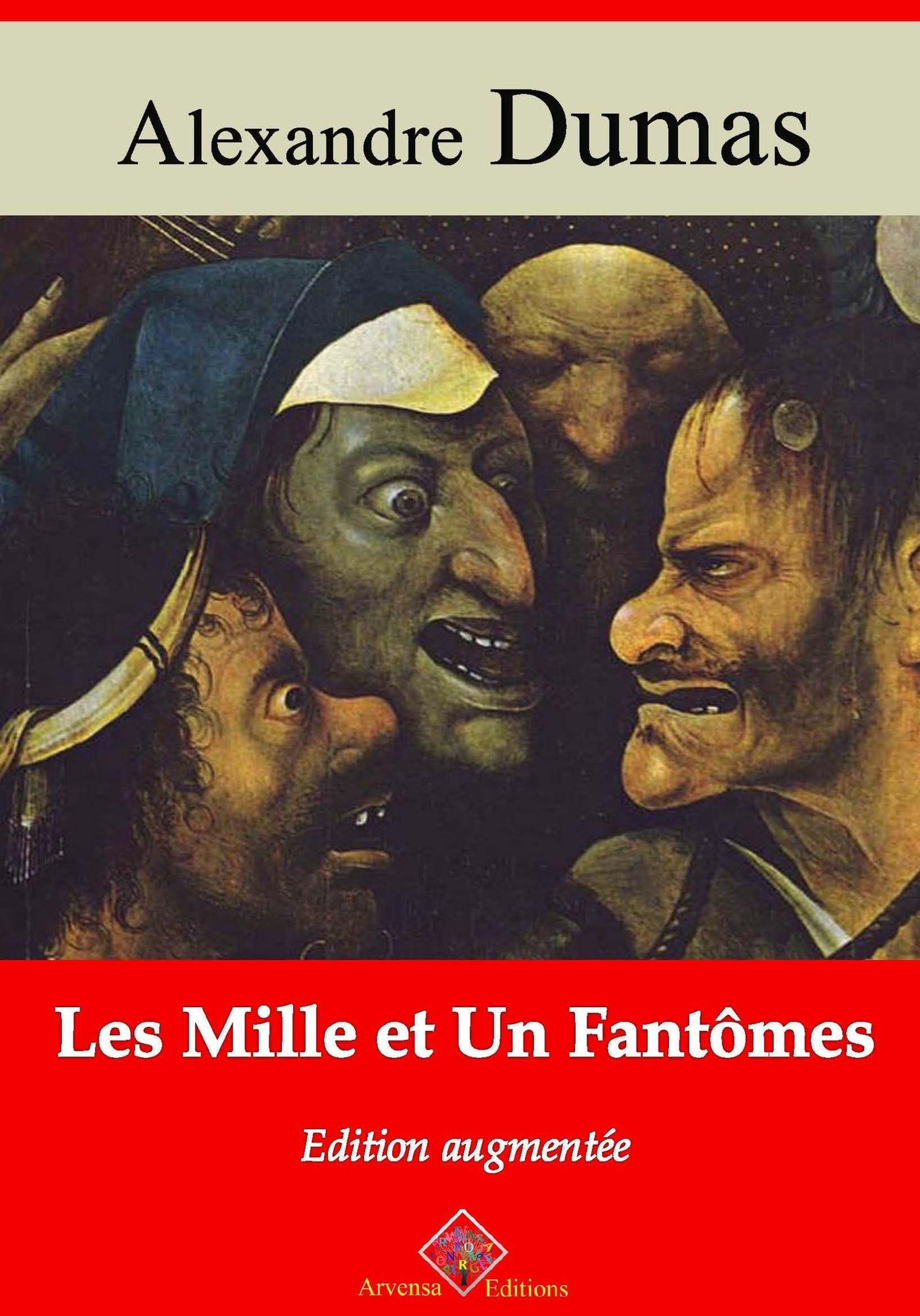 Vente EBooks : Les mille et un Fantômes - suivi d'annexes  - Alexandre Dumas 1802-1870