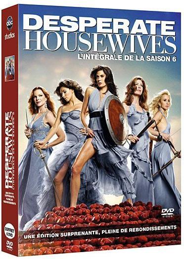 coffret desperate housewives, saison 6